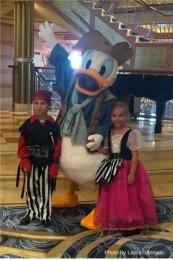 Disney Cruise Pirate Party Family Fun Travel