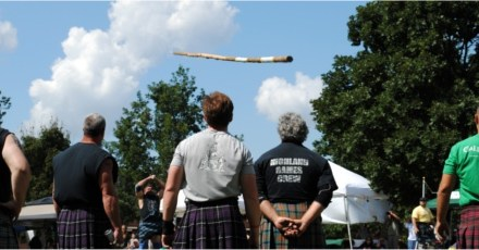 Experience Celtic Traditions at the Middle Tennessee Highland Games