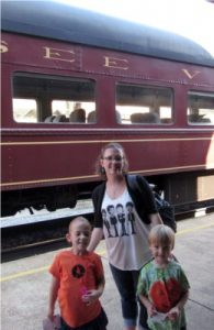 chattanooga staycation tennessee valley railroad museum
