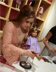 american girl doll salon coolsprings galleria franklin tennessee
