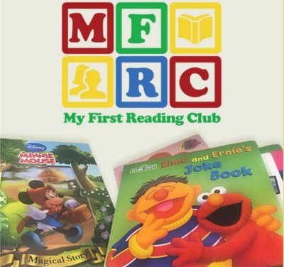My First Reading Club Giveaway!