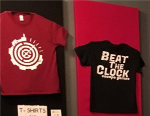 Beat the Clock Nashville Escape Games Franklin Tennessee