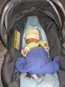 infant first doctor visit