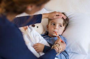 prevent the flu Nashville parent