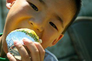 food rewards for children