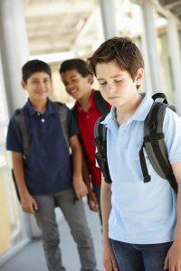 Stop Bullying in elementary school