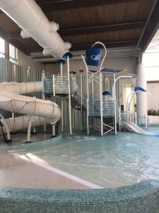 Sound Waves Opryland water park Nashville toddler pool