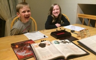 Dungeons and Dragons: Not Just for Adults Anymore