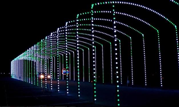 Dancing Lights of Christmas Giveaway