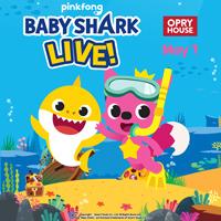 Baby Shark Live Nashville