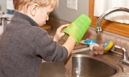 How Chores Benefit Your Children