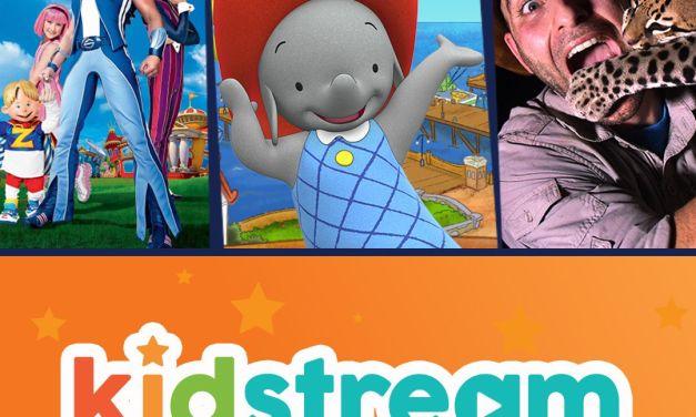 Kidstream Giveaway
