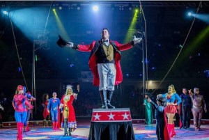 Carden Circus Nashville TN giveaway