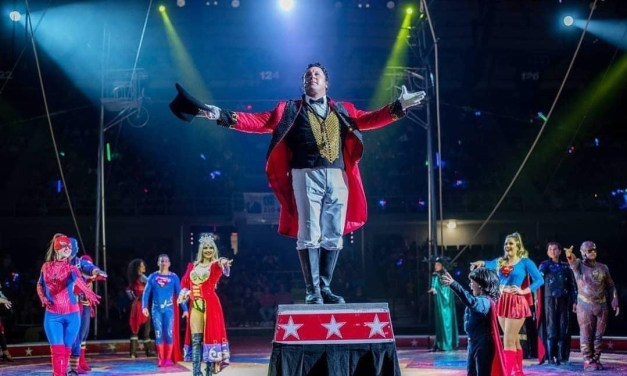 Carden Circus Spectacular Giveaway!