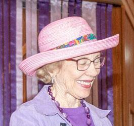 President  Sarah J. Harriman