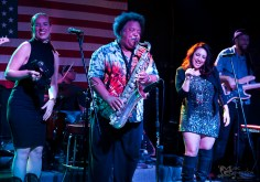 3-25-16 - Ron Holloway Band - Old Crow Bar--26