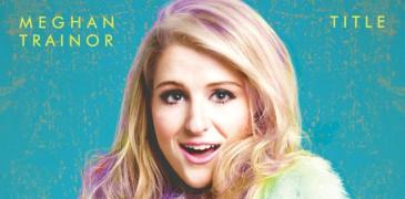Meghan Trainor Title Album Cover