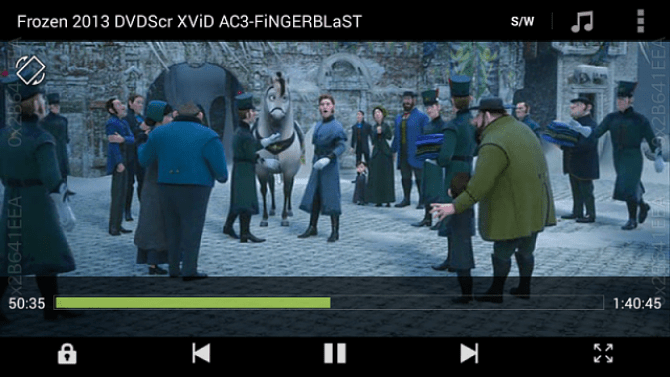 MX Player video player for android