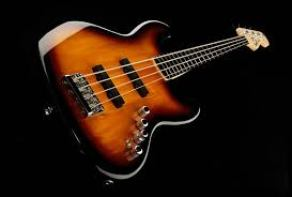 squier jazz bass iv active