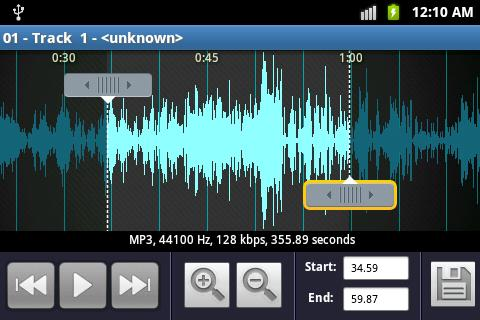 ringtone maker, best sound editing apps