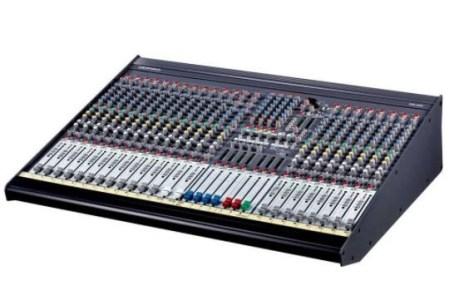 Analog Audio Mixer