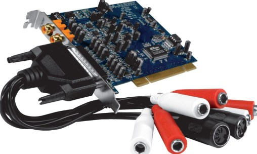 Audio Interface PCI - What is the Best Audio Interface