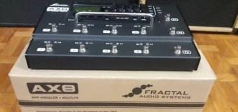 Fractal AX8 Review, Favorite Digital Multi Effect