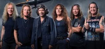 Finally, Iron Maiden Released their 17th New Single Album Titled 'Senjutsu'