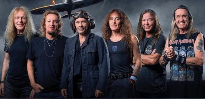 Iron Maiden New Album Senjutsu