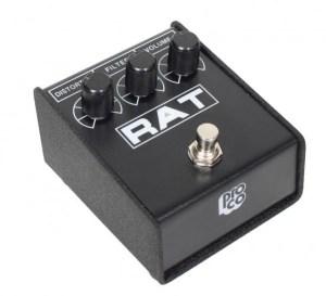 Pro Co RAT2 Distortion pedal for beginner