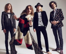 The Darkness the Band from British Announces Seventh Album