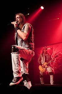 Evergrey en Iced Earth door Andrea Beckers 16