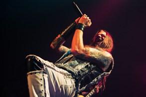 Evergrey en Iced Earth door Andrea Beckers 18