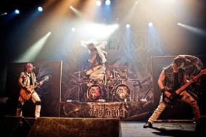 Evergrey en Iced Earth door Andrea Beckers 23
