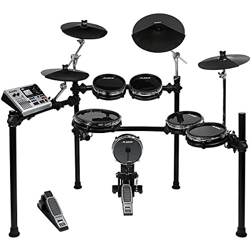 Best Electronic Drum Sets for The Money    2018  Drum Reviews Alesis DM10 Professional