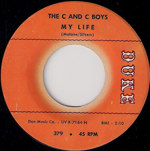 The C And C Boys - My Life, Duke 45