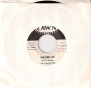 Bette Renne And The Thrillettes - Your Kinda Love, Lawn 45