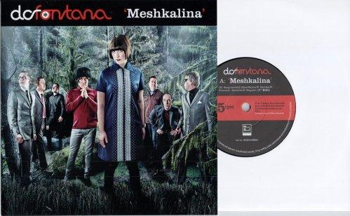 DC Fontana - Meshkalina, Heavy Soul 45