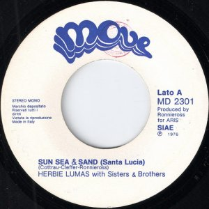 Herbie Lumas with Sisters & Brothers - Sun Sea & Sand (Santa Lucia), Move 45