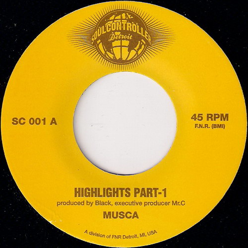 Musca - Highlights, Soul Controller 45