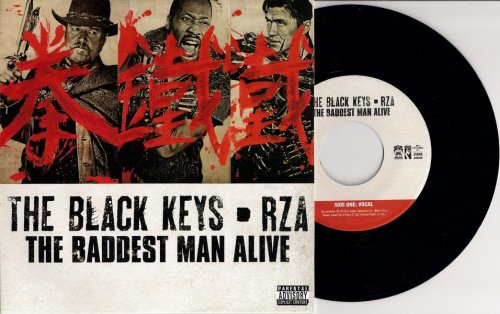 The Black Keys, RZA - The Baddest Man Alive in PS, Soul Temple 45