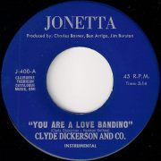 Clyde Dickerson And Co. - You Are A Love Bandino, Jonetta 45