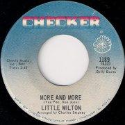 Little Milton - More And More, Checker 45