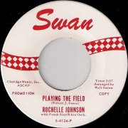 Rochelle Johnson - Playing The Field, Swan 45