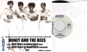 Honey And The Bees - MUSIC (Makes You Wanna Dance), Arctic 45