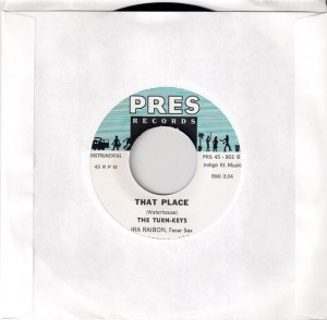 Nick Waterhouse & The Turn-Keys - Some Place, Pres 45