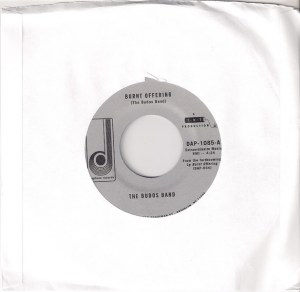 The Budos Band - Burnt Offering, Daptone 45