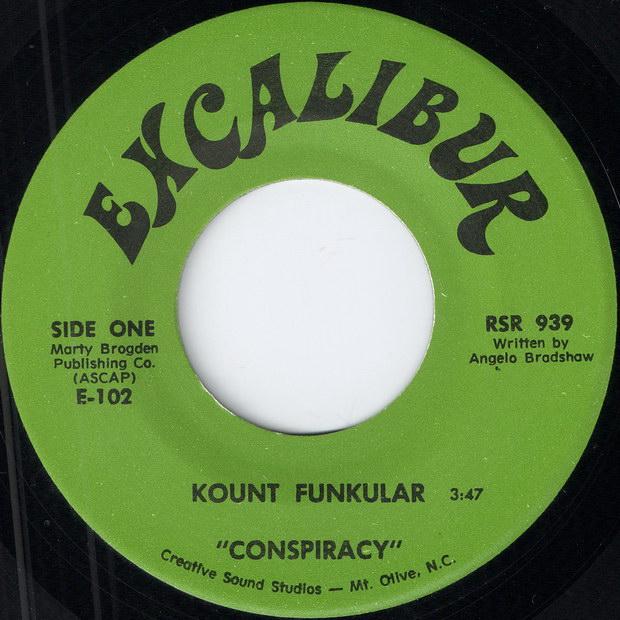 Conspiracy - Kount Funkular (Excalibur)