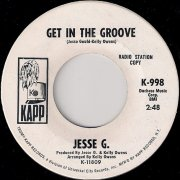 Jesse G. - Get In The Groove [Kapp, Radio Station Copy]
