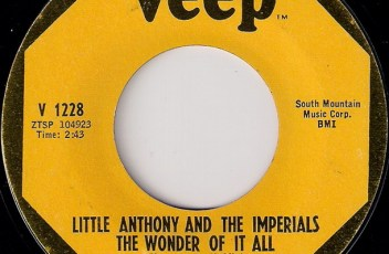 Little Anthony and the Imperials - The Wonder Of It All [Veep]